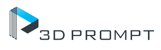 3DPrompt logo